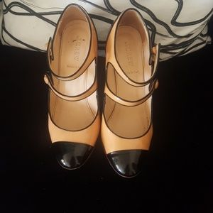 Jcrew Mary Jane shoes